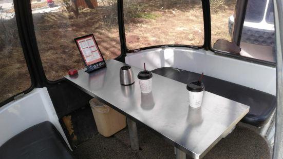 玉龍雪山餐飲中心纜車咖啡