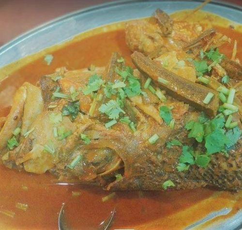 Jothy's Fish Head Curry and Banana Leaf Restaurant