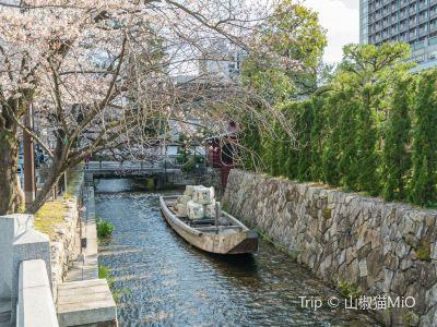 高瀨川一之船入