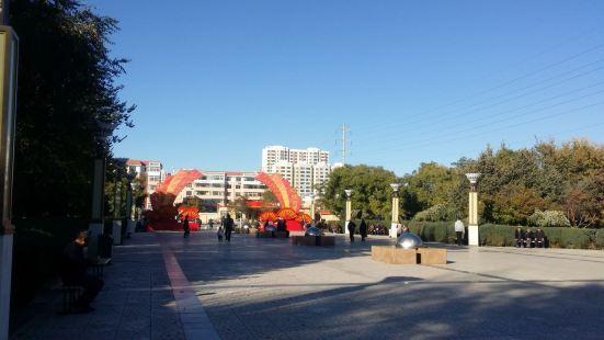 迎賓公園北區