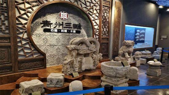 記憶古城文化展館