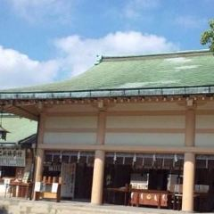 Ikutama Shrine User Photo