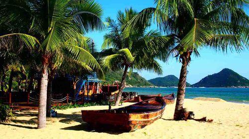 Nanwan Houdao Island Ecological Scenic Spot 1st Beach