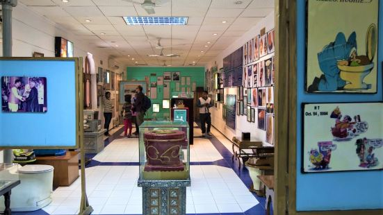 蘇拉巴國際廁所博物館