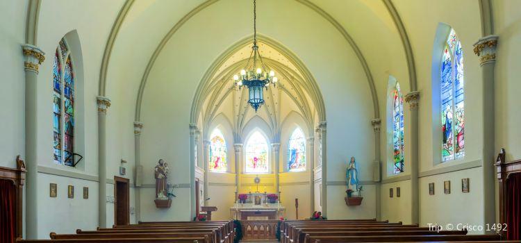 St. Stephen-In-The-Fields Church