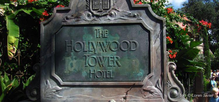 Twilight Zone Tower of Terror1