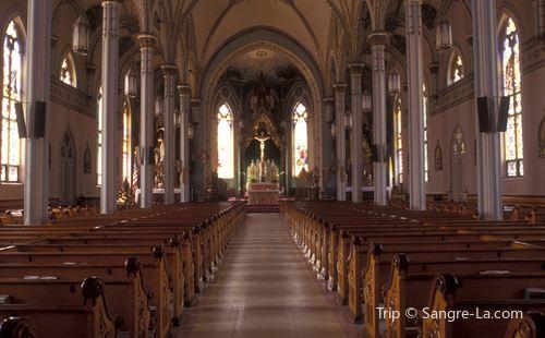 Church of Saint Francis Xavier Kanaus