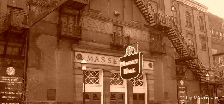 Massey Hall3