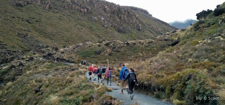 Tongariro Alpine Crossing3