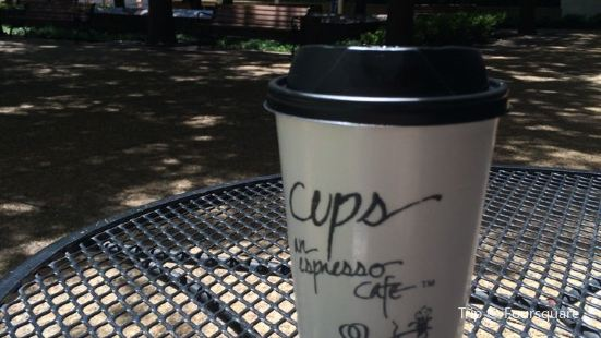 Cups on Capitol