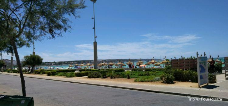 Arenal Beach1