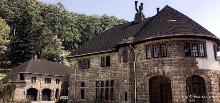 St Benedict's Monastery - Adisham1