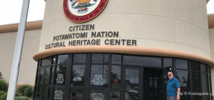 Citizen Potawatomi Nation Cultural Heritage Center