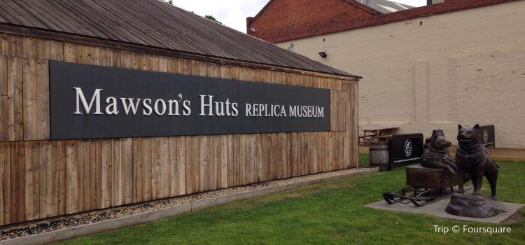 Mawson's Hut Replica Museum2