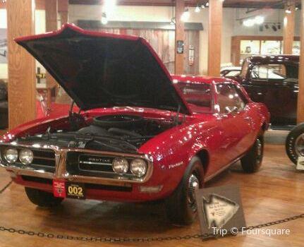 Pontiac-Oakland Automobile Museum3