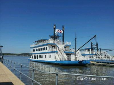 Cherokee Queen Riverboat Ride