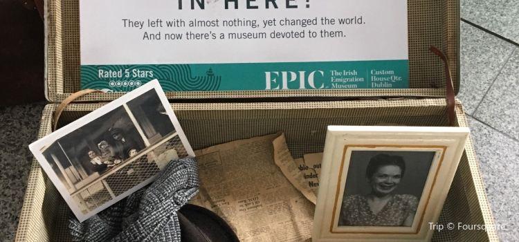 EPIC The Irish Emigration Museum3