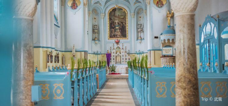 聖伊麗莎白教堂1