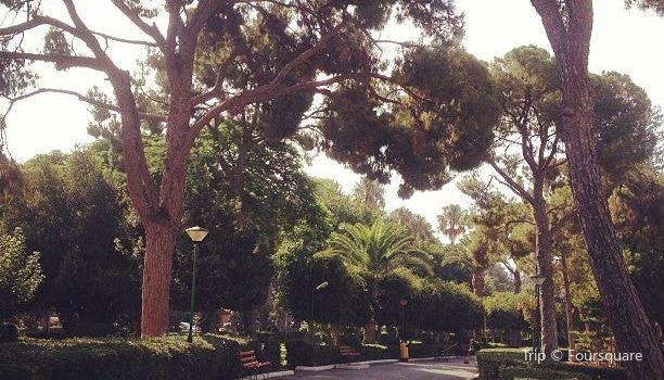 Limassol Municipal Gardens3