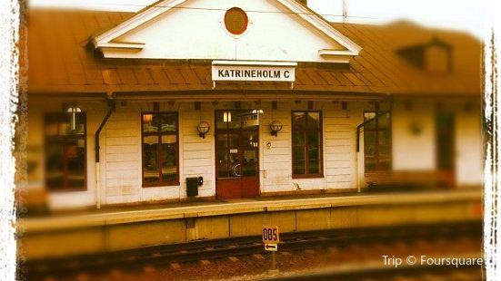 Katrineholm Centralstation