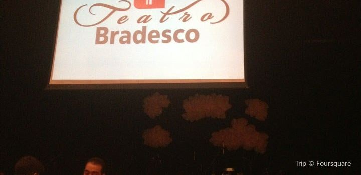 Teatro Bradesco1