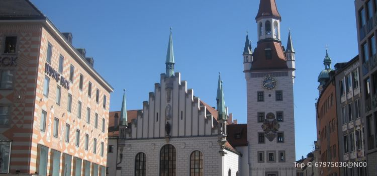 Old City Hall (Altes Rathaus)