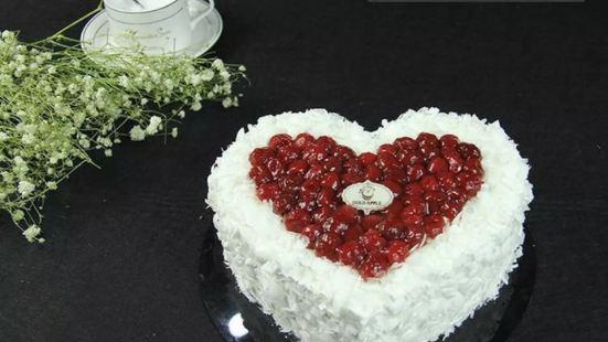 金蘋果藝術蛋糕(解放路店)