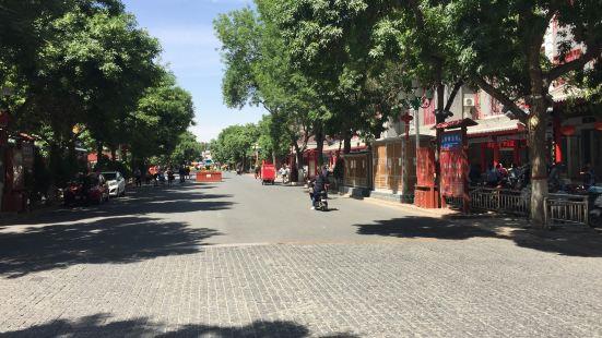 中衛鐵路廣場