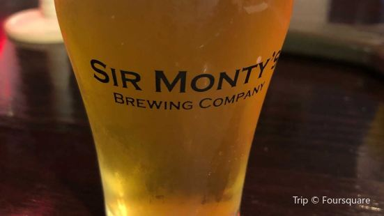 Sir Monty's Brewing Company