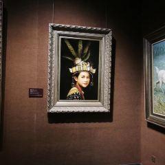 이자건 미술관 여행 사진