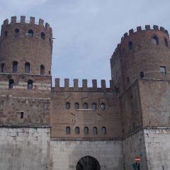 Roman wall User Photo