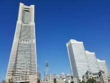 横滨港未来21-横滨-鹏哥带你行