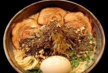 福冈美食图片-博多拉面