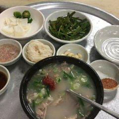 Songjeong Samdae Gukbop User Photo