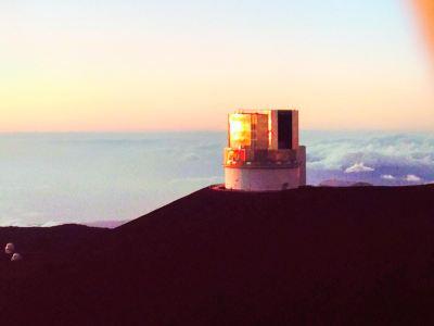 昴星望遠鏡