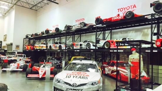 Toyota USA Automotive Museum