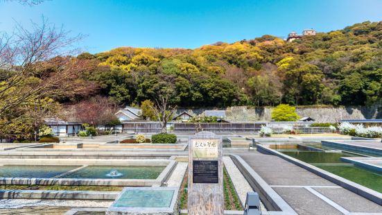 Matsuyama Castle Ninomaru Historical Garden