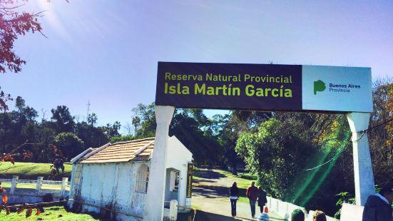 Isla Martin Garcia