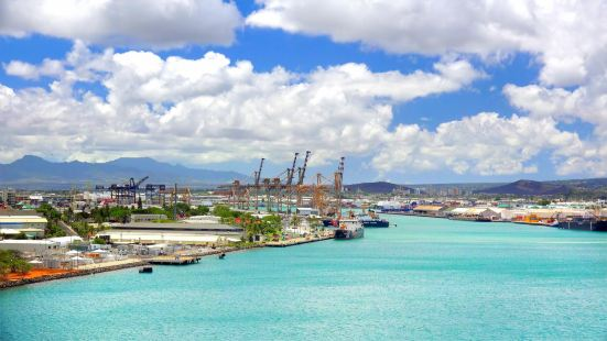 호놀룰루 항구