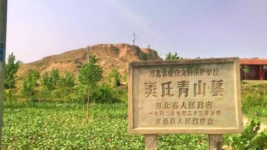 Dou's Qingshan Tomb