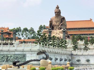 The Yuen Yuen Taoist Temple Of Guangdong