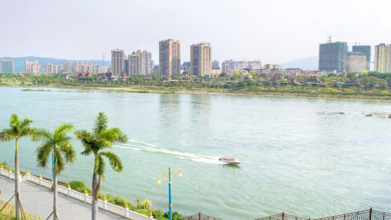 Xishuangbanna Binjiang Park