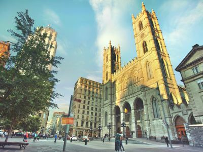 蒙特利爾聖母大教堂