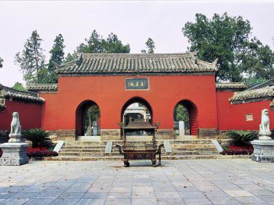 Nanyang Wuhou Temple