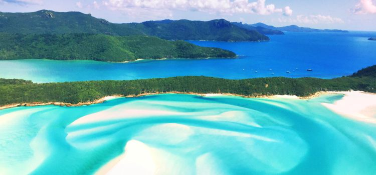 Whitehaven Beach Travel Guidebook Must