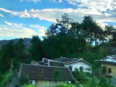 Wukuishan Sceneic Area