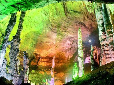 Jiulong (Nine Dragon) Cave