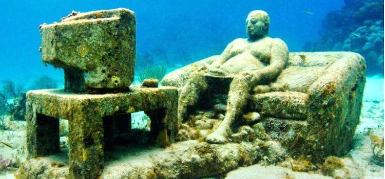 Cancun Underwater Museum