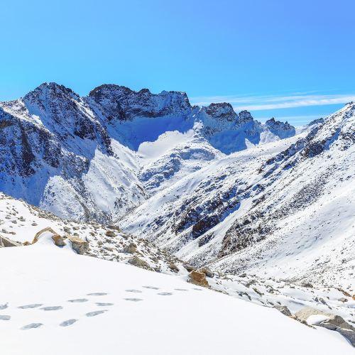 達古冰山地質公園