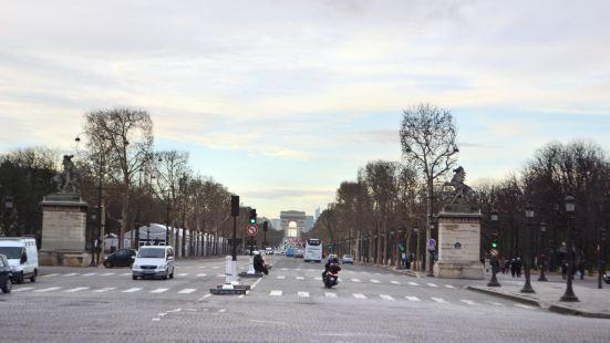 Citroen Champs-Elysees Showroom